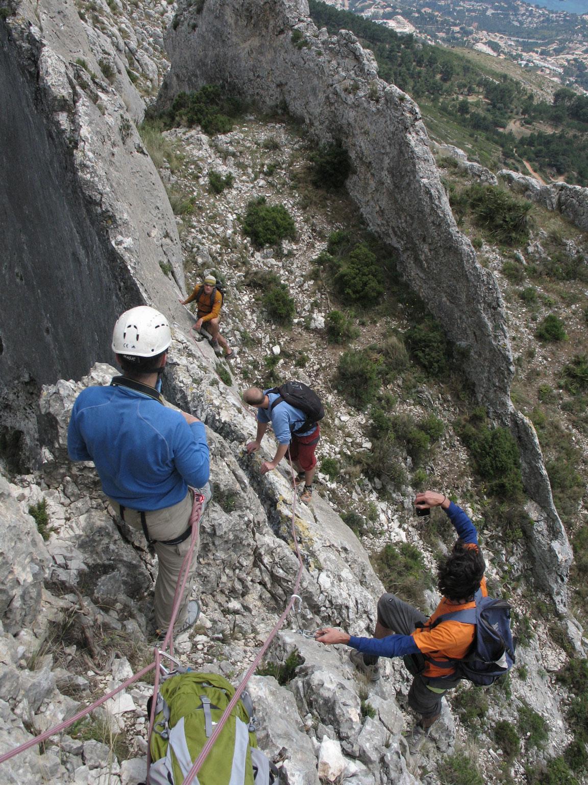 Bernia-Ridge