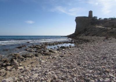 Xarco beach